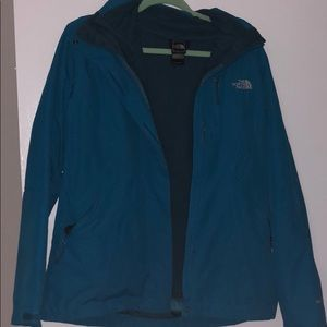 The North Face 2-in-1 jacket